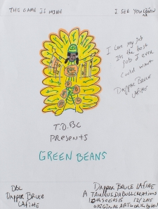 Taurus Da Bull Presents: Green Beans / Main Image